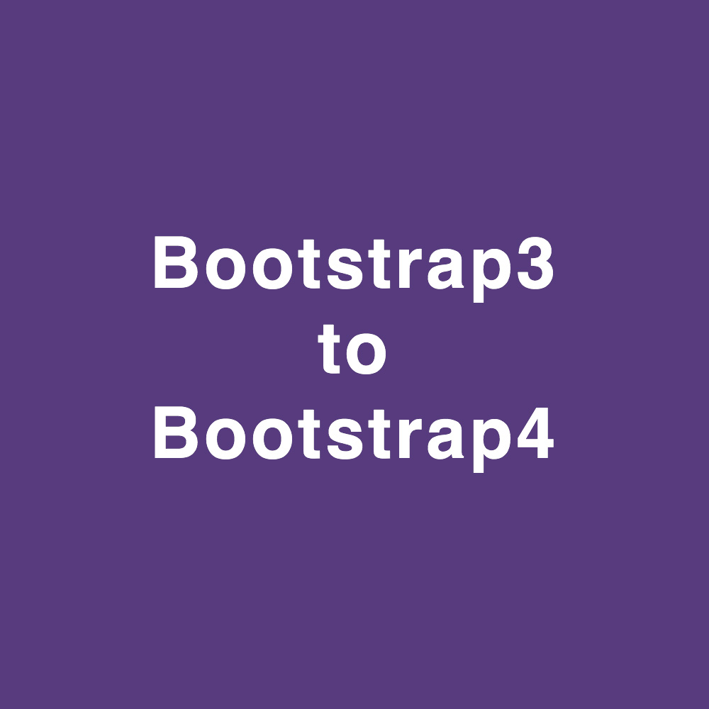 bootstrap3-4